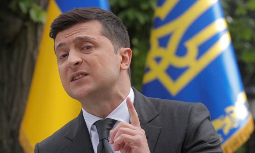 Зеленский пообещал украинцам достаточно газа по «очень нормальным ценам»