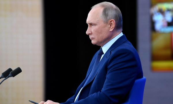 Путин сдал тест на антитела к коронавирусу: такого результата не ждали