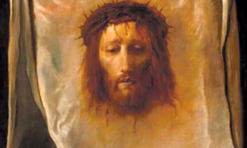 Обнаружен истинный портрет Иисуса Христа! Все в шоке, ведь это вылитый...